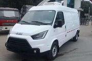 江铃 特顺 116马力 4X2 2.8米冷藏车(程力威牌)(CLW5041XLCJ6)