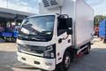 东风 凯普特K6-L 150马力 4.17米单排冷藏车(EQ5041XLC8BDBAC)图片