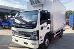 东风 凯普特星云K6 160马力 4X2 4.09米冷藏车(国六)(EQ5041XLC8CD2AC)图片