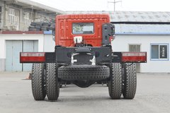 东风华神 T5 220马力 6X2 7.5米仓栅式载货车(EQ5256CCYF) 卡车图片