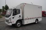 现代商用车 泓图EV 4.5T 4.2米单排纯电动厢式轻卡(CHM5042XXYZDC33BEV)89kWh图片