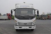 现代商用车 泓图EV 4.5T 4.13米单排纯电动厢式运输车(CHM5041XXYZDC33BEV)89kWh