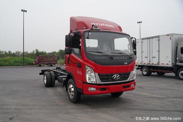 北京回馈客户泓图300载货车仅售10.60万