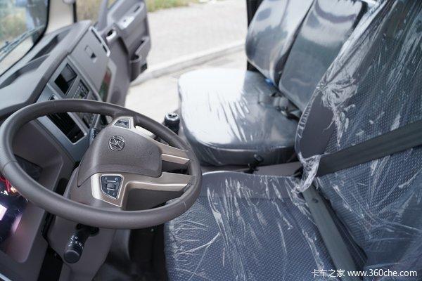 降价促销南京泓图300载货车仅售8.80万