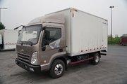 现代商用车 盛图K3 150马力 4X2 4.13米单排厢式轻卡(CHM5041XXYGDC33T)