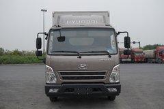 现代商用车 盛图H3 129马力 4X2 4.12米单排厢式载货车(5挡)(CHM5045XXYGDC33V) 卡车图片