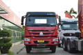 中国重汽 HOWO重卡 380马力 6X4 平板运输车(ZZ5257TPBN4147E1)图片
