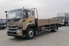 福田 奥铃大黄蜂 220马力 6.8米排半栏板载货车(国六)(BJ1188VKPFK-AD1)图片