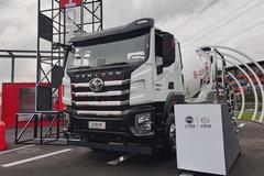 上汽红岩 杰狮H6 350马力 8X4 混凝土搅拌运输车(CQ5317GJBSV09286) 卡车图片