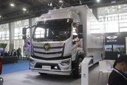 福田 欧航R系(欧马可S5) 220马力 4X2 厢式载货车