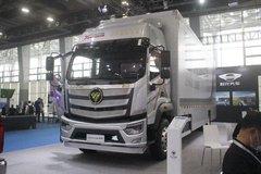 福田 欧航R系(欧马可S5) 220马力 4X2 厢式载货车 卡车图片