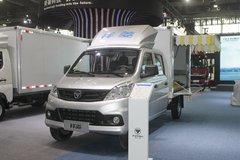 福田 祥菱V 1.6L 122马力 汽油 2.53米双排翼开启厢式微卡(国六)(BJ5030XYK4AV6-01) 卡车图片