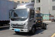 福田 奥铃速运 120马力 4.14米单排厢式轻卡(国六)(BJ5045XXY8JDA-AB1)