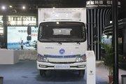 福田 智蓝 4.5T 4.14米单排纯电动厢式轻卡(BJ5045XXYEVJ)
