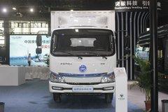 福田 智藍 4.5T 4.14米單排純電動廂式輕卡(BJ5045XXYEVJ)圖片
