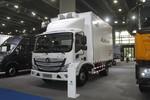 福田 欧马可3系 156马力 4X2 4.085米冷藏车(BJ5048XLC-FA)图片