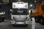 福田 欧马可3系 156马力 4X2 4.08米冷藏车(新飞牌)(采埃孚6挡)(XKC5040XLC6B)图片