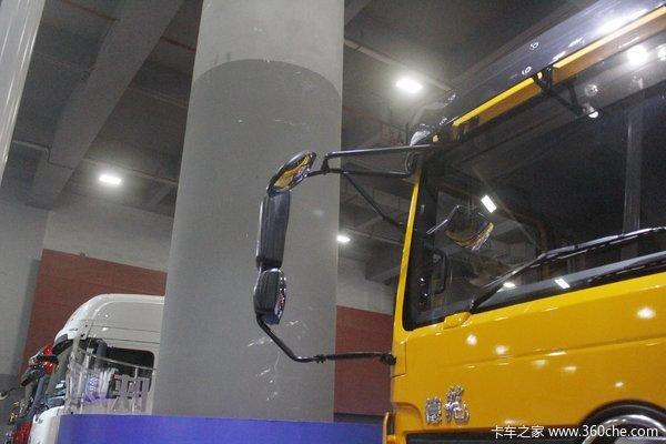 陕汽重卡 德龙新M3000 350马力 8X4 5.6米自卸车(SX5310ZLJMB246B)