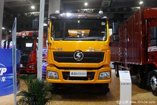 陕汽重卡 德龙新M3000 公路标准版 400马力 8X4 7.2米自卸车(SX3310MB366)