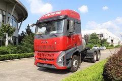 一汽凌河 沪尊S200重卡 智享版 460马力 6X4 LNG牵引车(国六)(CAL4251Q4F4E6) 卡车图片