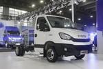 南京依维柯 欧胜 170马力 4X2 单排载货车
