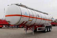 开乐 46方易燃液体罐式运输半挂车