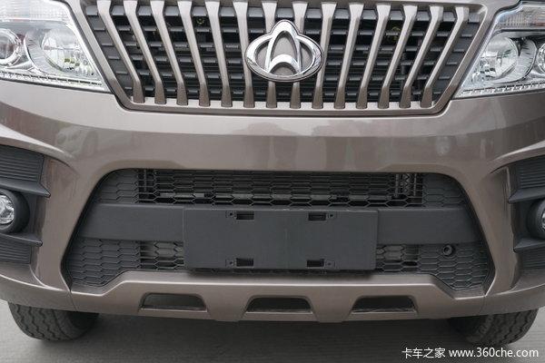 優惠0.5萬 北京市睿行M60封閉貨車火熱促銷中