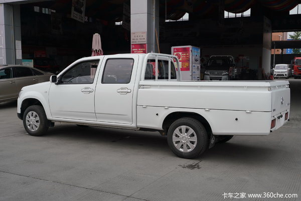 优惠0.8万 北京市神骐F30皮卡火热促销中