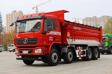 陕汽重卡 德龙L3000 轻量化版 300马力 8X4 6.2米自卸车