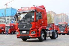 陕汽重卡 德龙M3000S 标柜版 375马力 4X2 牵引车(国六)(SX4189MC1Q1) 卡车图片