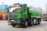 陕汽重卡 德龙M3000S 加强版 440马力 8X4 7.8米自卸车(国六)(SX3319HD426)