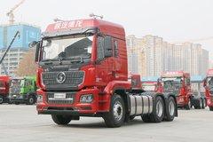 陕汽重卡 德龙M3000S 460马力 6X4牵引车(国六)(无导流罩) 卡车图片
