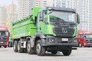 陕汽重卡 德龙M3000S 城建标准版 400马力 8X4 5.8米自卸车(国六)(SX3319HD286)