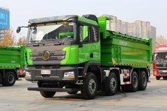 陕汽重卡 德龙X3000 城建标准版 400马力 8X4 5.6米自卸车(国六) 卡车图片