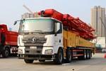 陕汽重卡 德龙X3000 510马力 10X4 混凝土臂架泵车(国六)