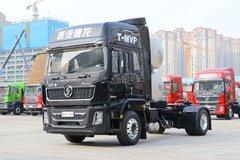 陕汽重卡 德龙X5000 460马力 4X2 LNG牵引车(国六) 卡车图片