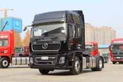 陕汽重卡 德龙X5000 智行版 520马力 4X2 AMT牵引车(SX418842381C) 卡车图片