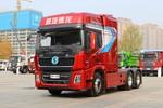 陕汽重卡 德龙X5000 6X4 氢燃料电池牵引车