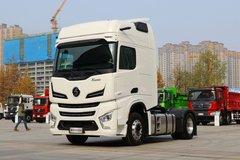 陕汽重卡 德龙X6000 430马力 4X2 自动驾驶牵引车 卡车图片