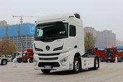 陕汽重卡 德龙X6000 600马力 4X2 AMT自动挡牵引车(国六)(SX4189Y2381)