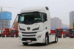 陕汽重卡 德龙X6000 600马力 4X2 AMT自动挡牵引车(SX4189Y6381) 卡车图片