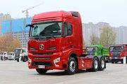 陕汽重卡 德龙X6000 600马力 6X4 AMT自动挡牵引车(SX4259Y6334)
