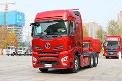陕汽重卡 德龙X6000 660马力 6X4 AMT自动挡牵引车 卡车图片