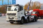 陕汽重卡 德龙新M3000 复合版 270马力 6X4 车厢可卸式垃圾车(国六)(SX5259ZXXMB434)