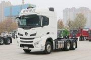 陕汽重卡 德龙X6000 490马力 6X4 AMT自动挡危险品牵引车(国六)(SX4259YY334C)