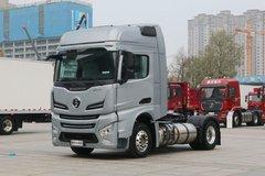 陕汽重卡 德龙X6000 530马力 4X2 AMT自动挡LNG牵引车(SX4189GE1TLQ2) 卡车图片