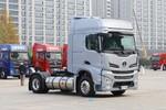 陕汽重卡 德龙X6000 4X2 AMT自动挡LNG牵引车
