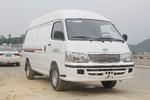 南京金龙 开沃D10 2020款 3.4T 5座 5.2米高顶纯电动厢式运输车52.48kWh