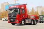 陕汽重卡 德龙X5000 550马力 6X4 牵引车图片
