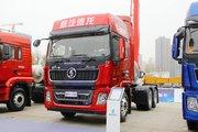 陕汽重卡 德龙X5000 尊享版 460马力 6X4 LNG牵引车(国六)(SX4259XD4TLQ1)